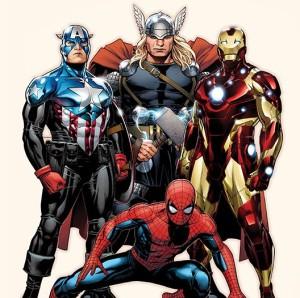 Marvel-Spidey