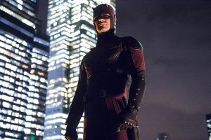 Daredevil - red suit
