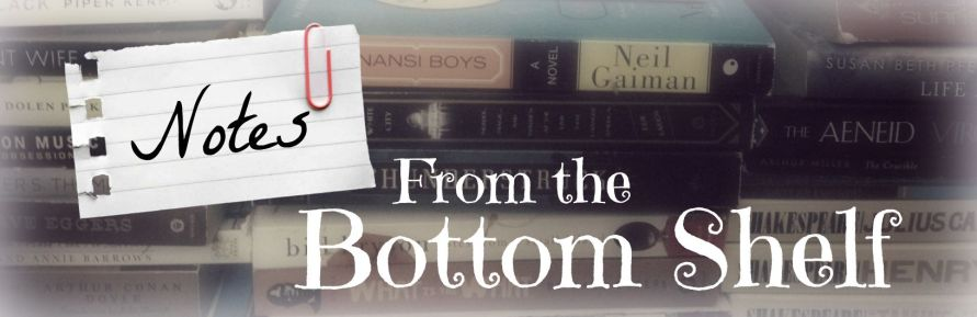Notes from Bottom Shelf