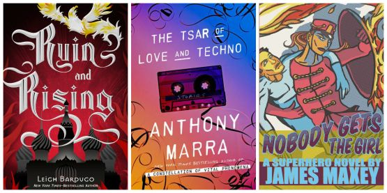 Current Reads 9-30-15