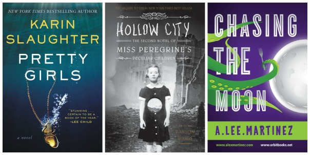 Current Reads 10-31-15